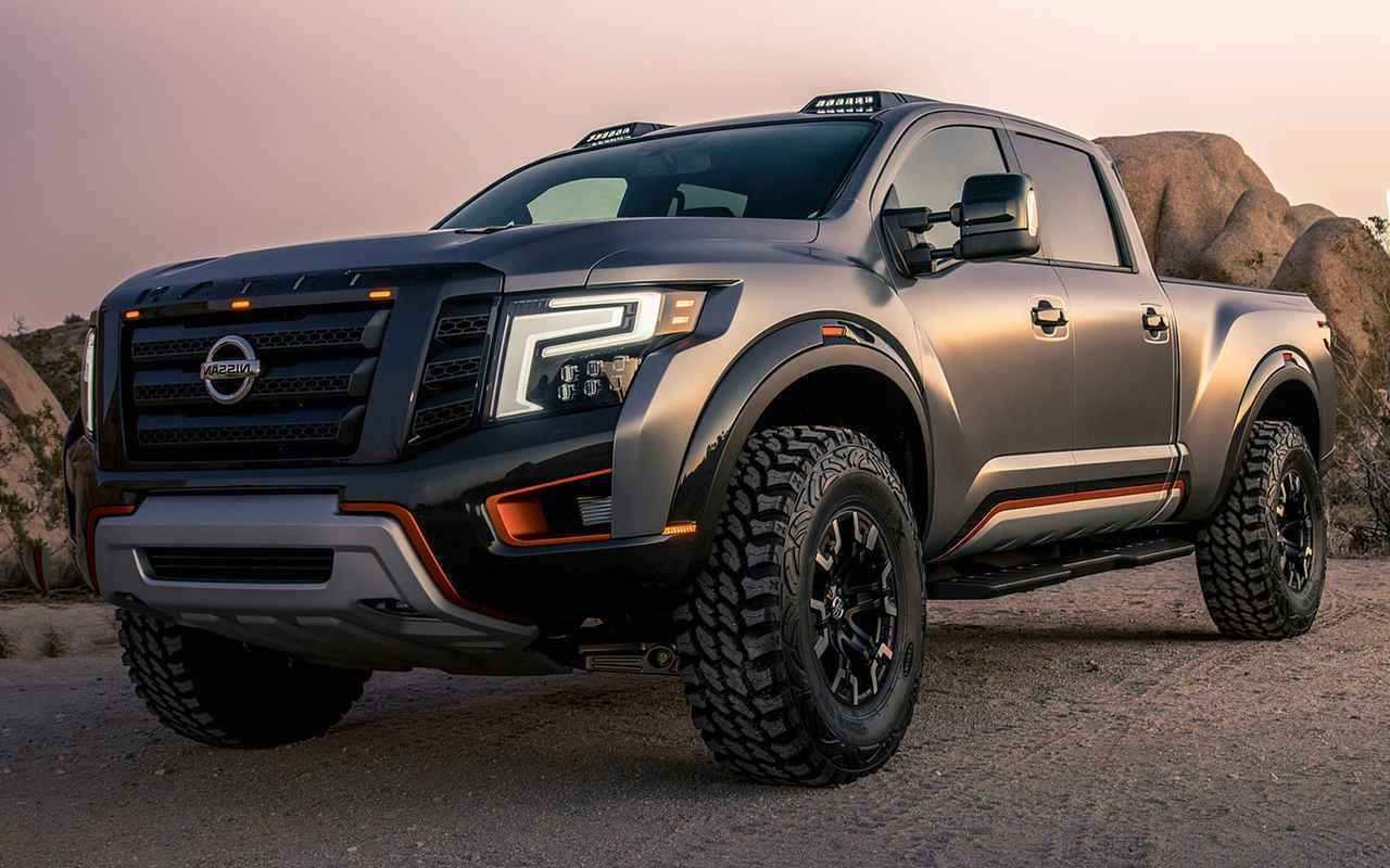 41 Concept of 2019 Nissan Pickup First Drive for 2019 Nissan Pickup