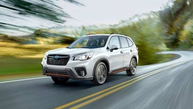 41 Concept of 2019 Subaru Global Platform Specs and Review by 2019 Subaru Global Platform