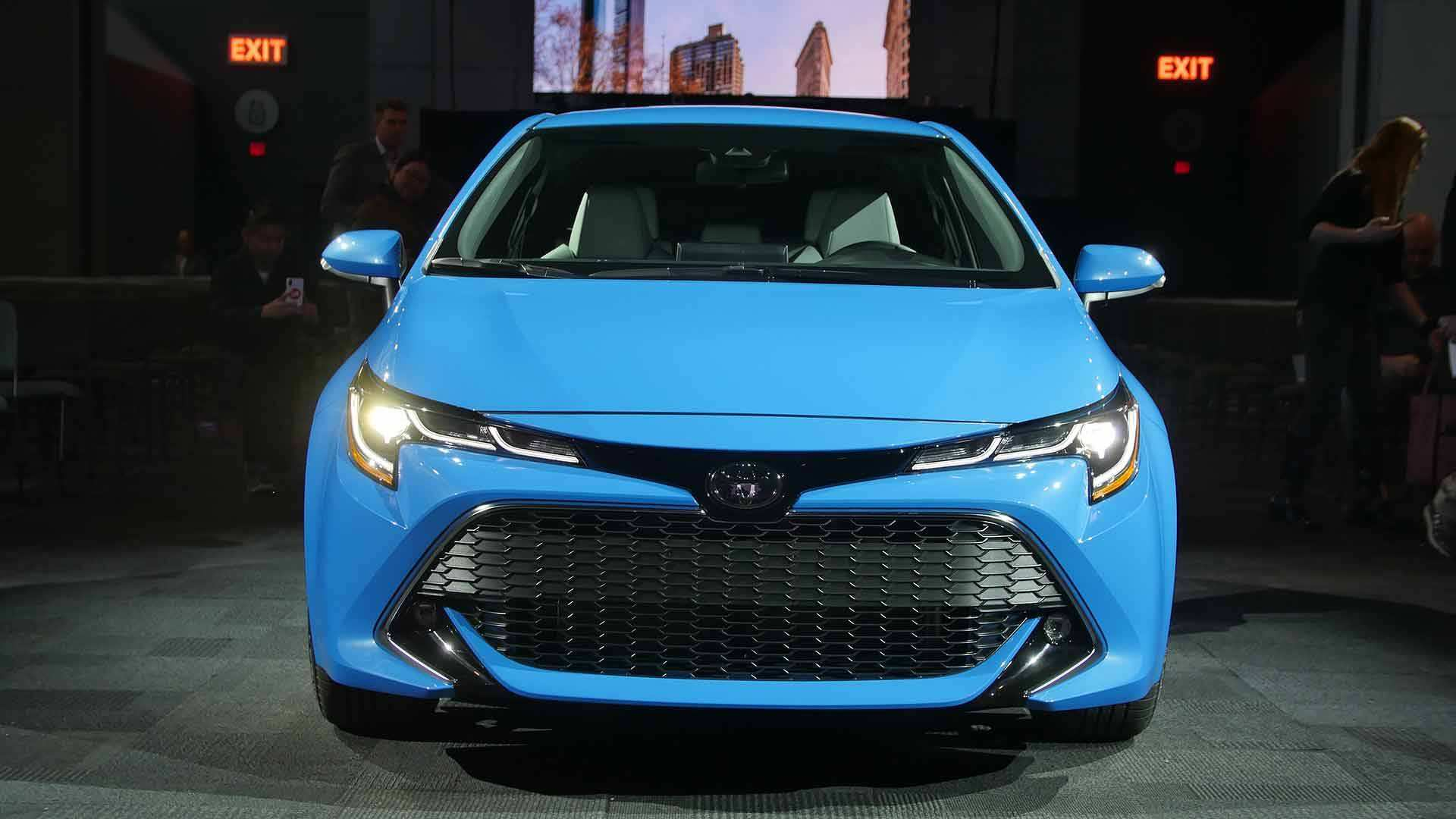41 Concept of 2019 Toyota Usa Redesign with 2019 Toyota Usa