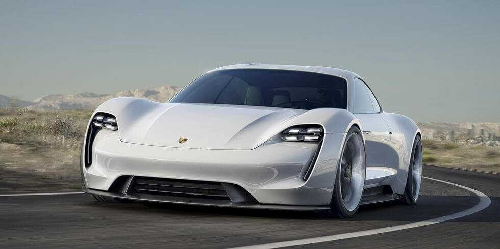 41 Concept of 2020 Porsche Mission E Performance and New Engine for 2020 Porsche Mission E