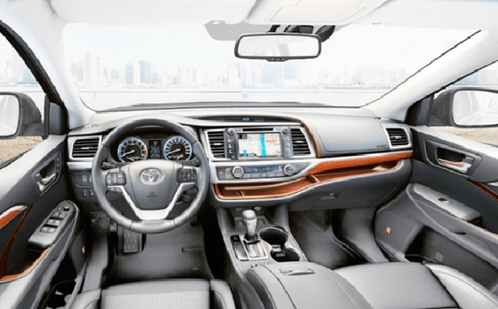41 Concept of 2020 Toyota Highlander Hybrid New Review with 2020 Toyota Highlander Hybrid