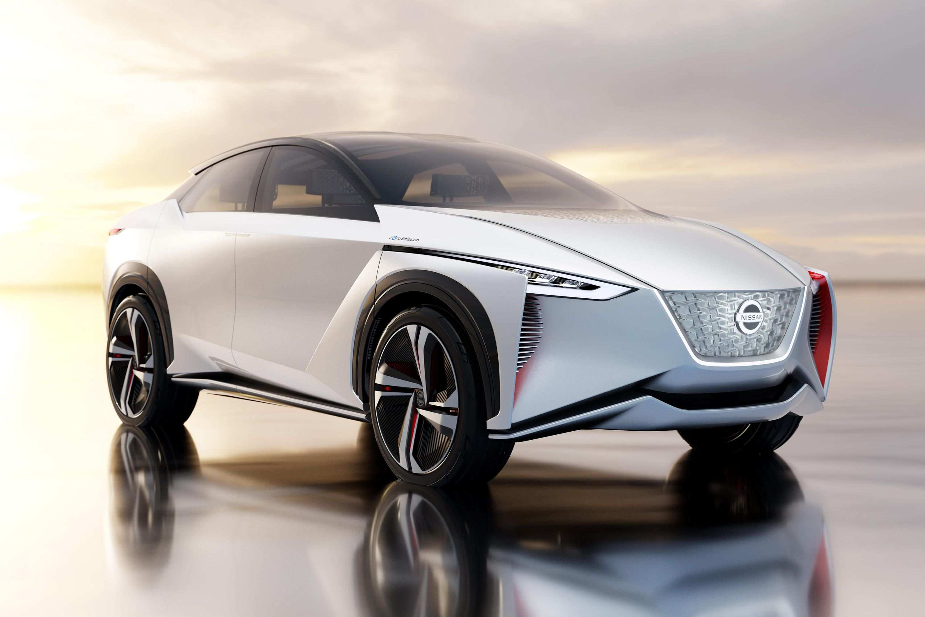 41 Concept of Nissan 2020 Objectives Performance and New Engine for Nissan 2020 Objectives