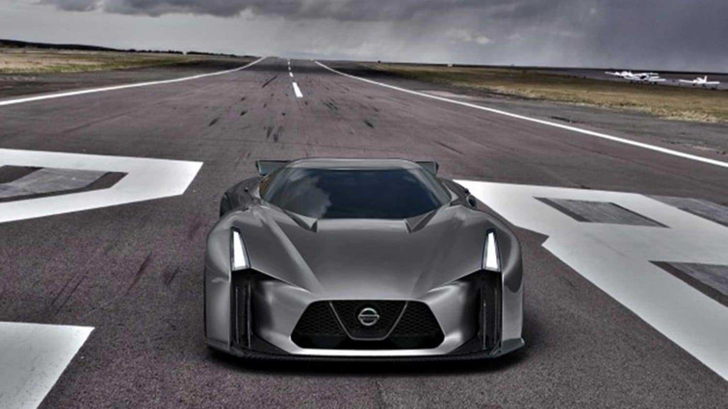 41 Concept of Nissan 2020 Vision Gt Concept with Nissan 2020 Vision Gt