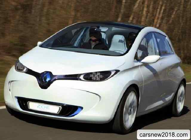 41 Concept of Renault Electric 2019 Model by Renault Electric 2019