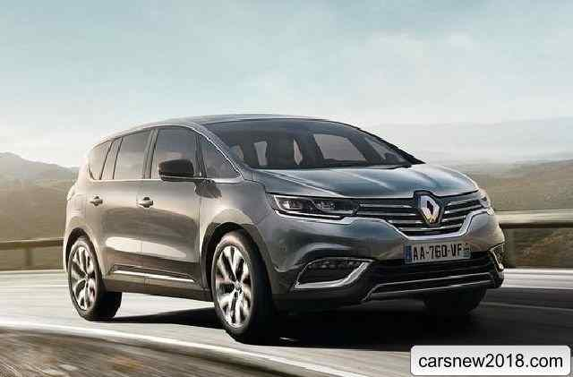 41 Concept of Renault Espace 2019 New Review with Renault Espace 2019