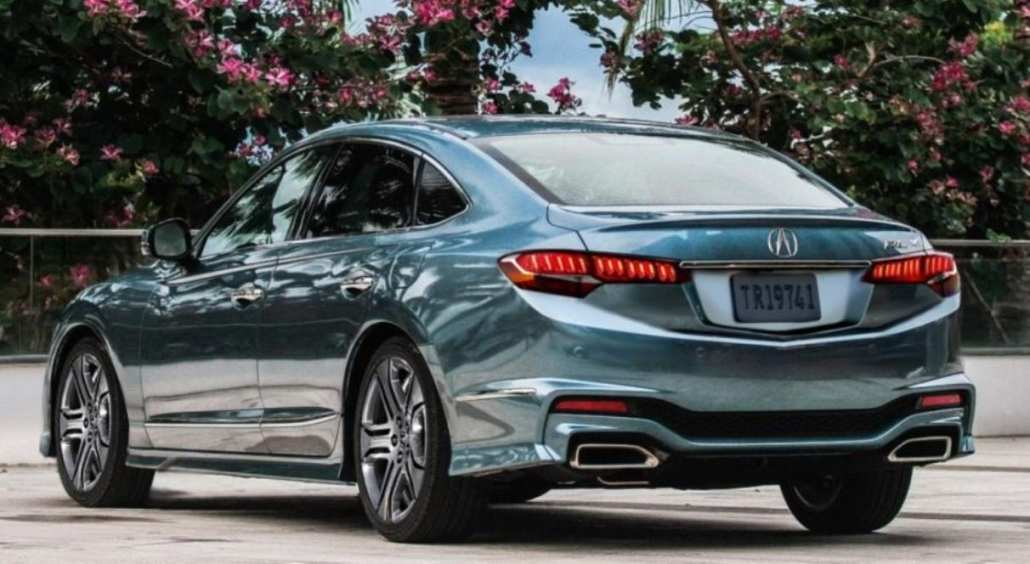 41 Gallery of 2019 Acura Ilx Redesign Engine for 2019 Acura Ilx Redesign