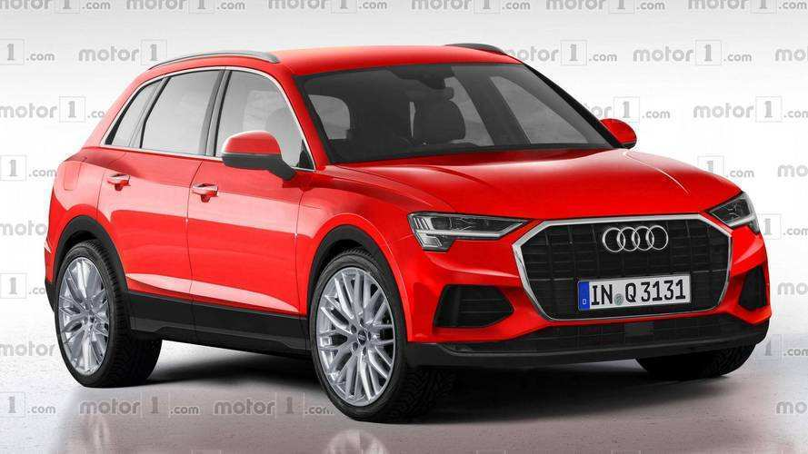 41 Gallery of 2019 Audi Q3 Usa Exterior and Interior for 2019 Audi Q3 Usa