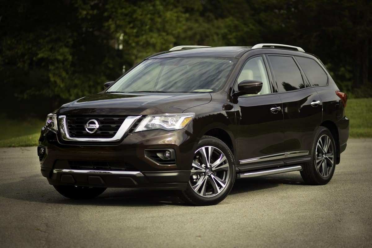 41 Gallery of 2019 Nissan Pathfinder Platinum Exterior with 2019 Nissan Pathfinder Platinum