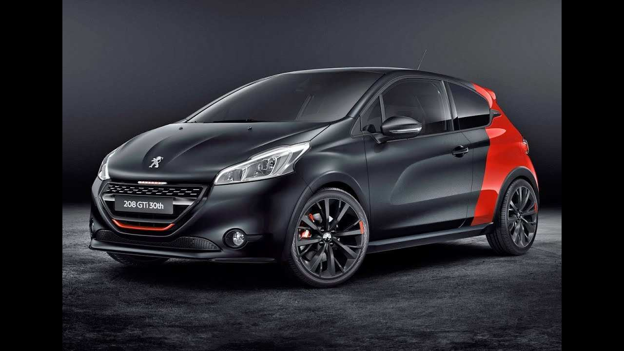 41 Gallery of 2019 Peugeot 208 Gti Wallpaper with 2019 Peugeot 208 Gti