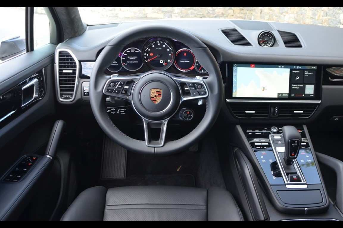41 Gallery of 2019 Porsche Interior Price and Review with 2019 Porsche Interior
