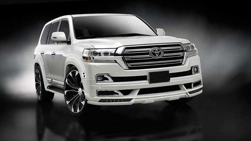 41 Gallery of 2019 Toyota Land Cruiser Redesign Prices for 2019 Toyota Land Cruiser Redesign