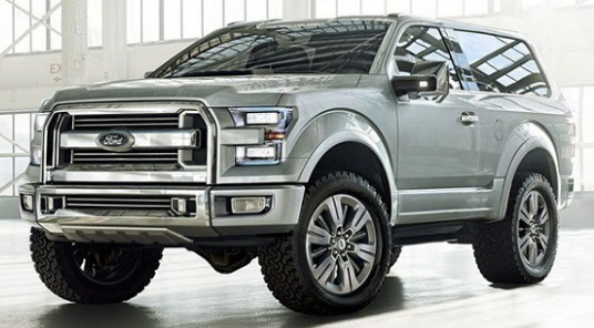 41 Gallery of New 2020 Ford Bronco Specs Review with New 2020 Ford Bronco Specs