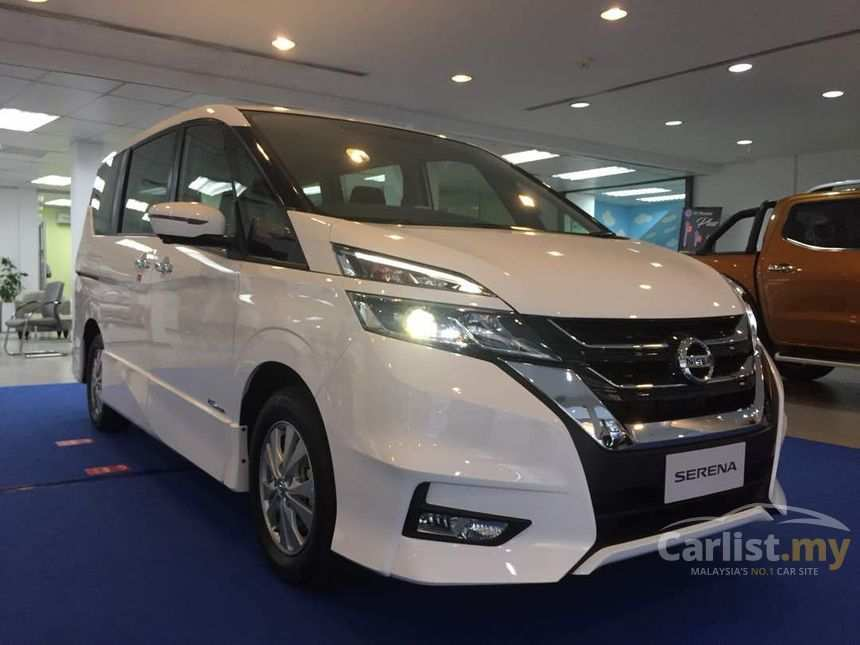 41 Gallery of Nissan Serena 2019 Exterior with Nissan Serena 2019