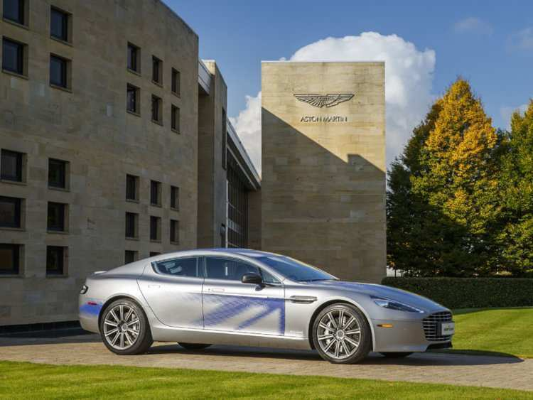 41 Great 2019 Aston Martin Rapide New Concept with 2019 Aston Martin Rapide