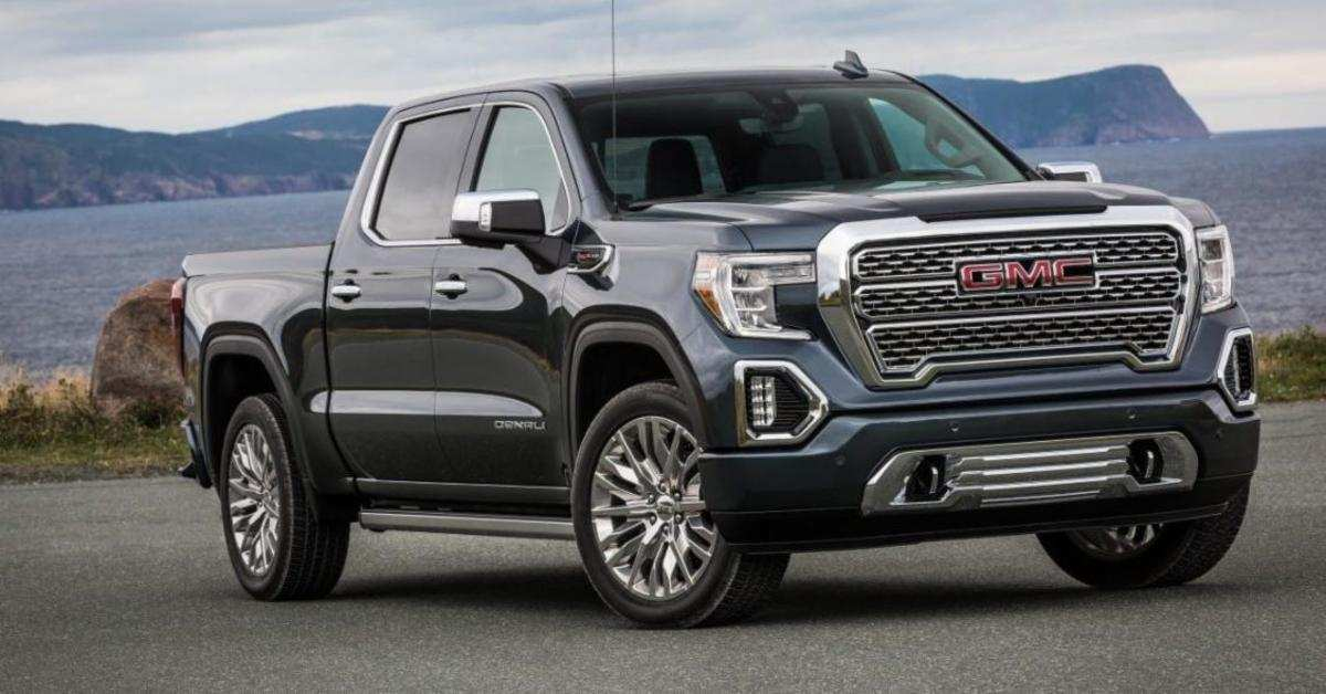 41 Great 2019 Gmc Truck Release by 2019 Gmc Truck