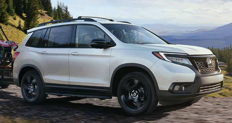 41 Great 2019 Honda Passport Reviews Ratings by 2019 Honda Passport Reviews
