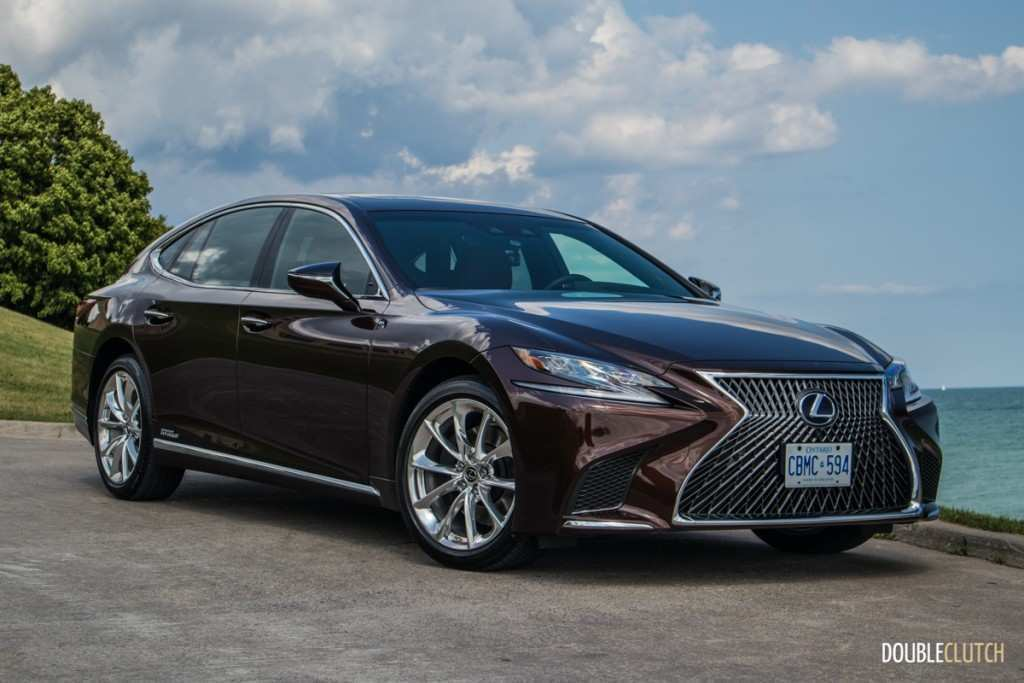 41 Great 2019 Lexus Ls Performance with 2019 Lexus Ls