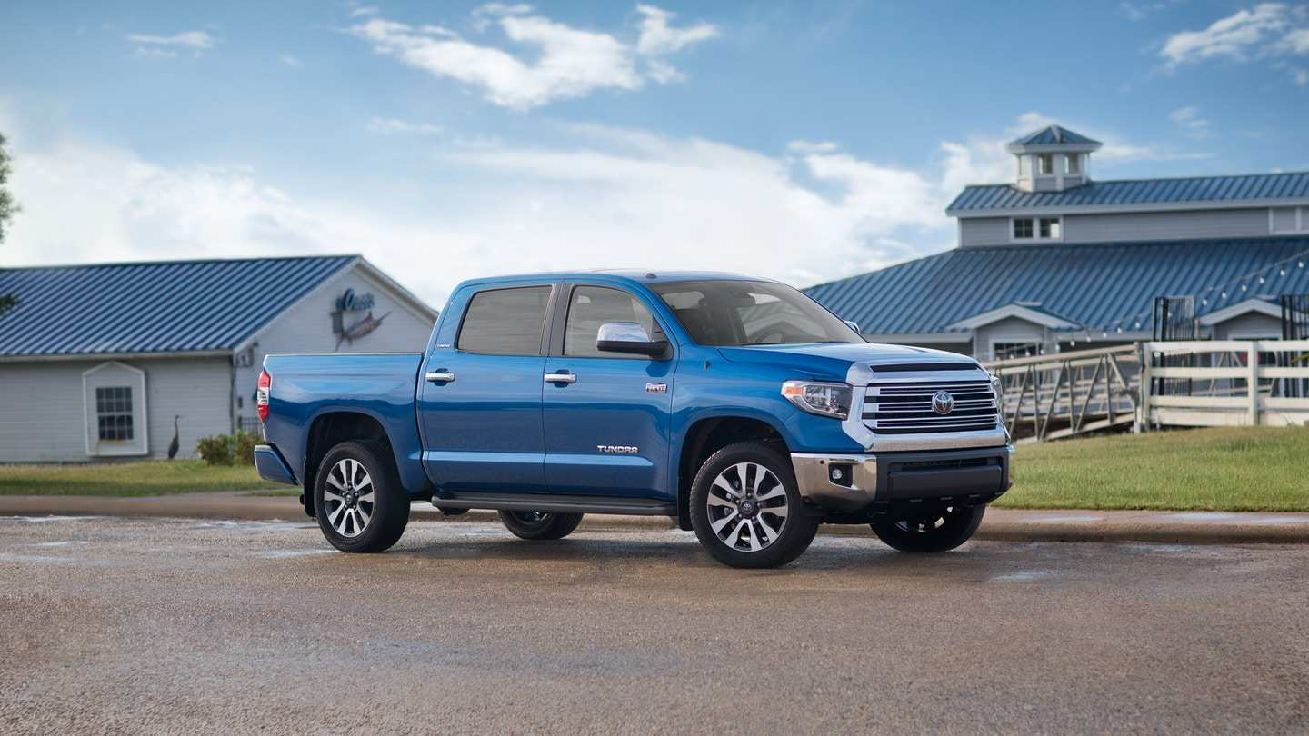 41 Great 2019 Toyota Diesel Tundra Images by 2019 Toyota Diesel Tundra