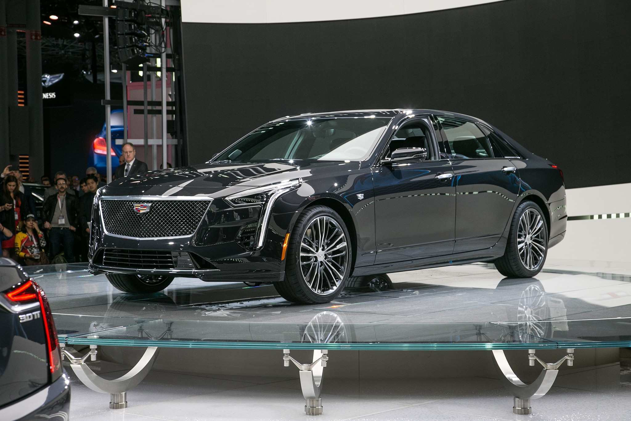 41 New 2019 Cadillac Sedan Speed Test for 2019 Cadillac Sedan