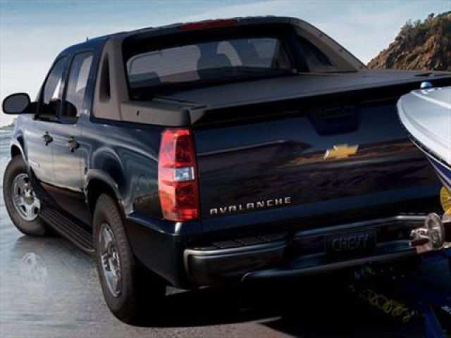 41 New 2019 Chevrolet Avalanche Rumors for 2019 Chevrolet Avalanche