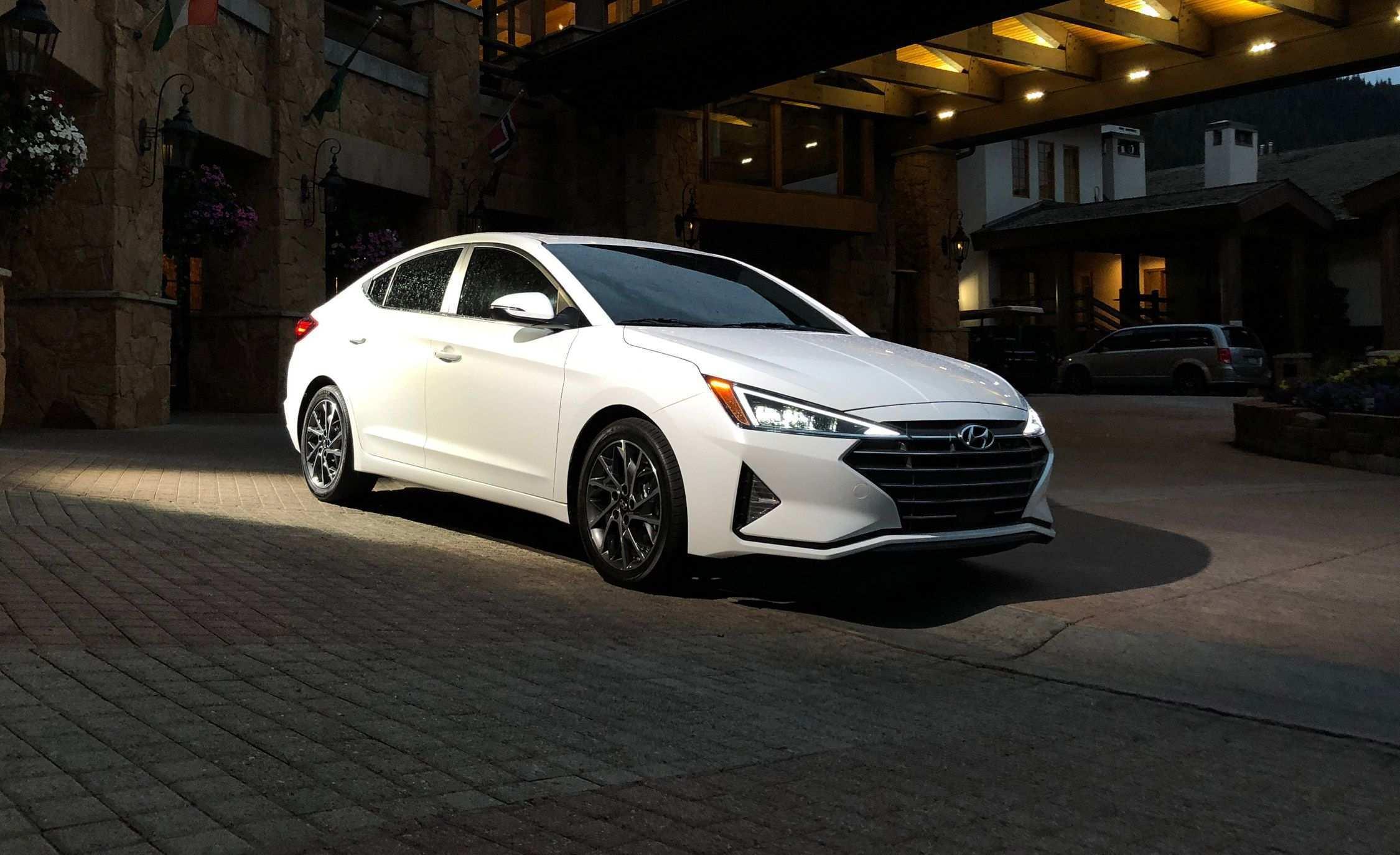 41 New 2019 Hyundai Elantra Sport Release Date by 2019 Hyundai Elantra Sport