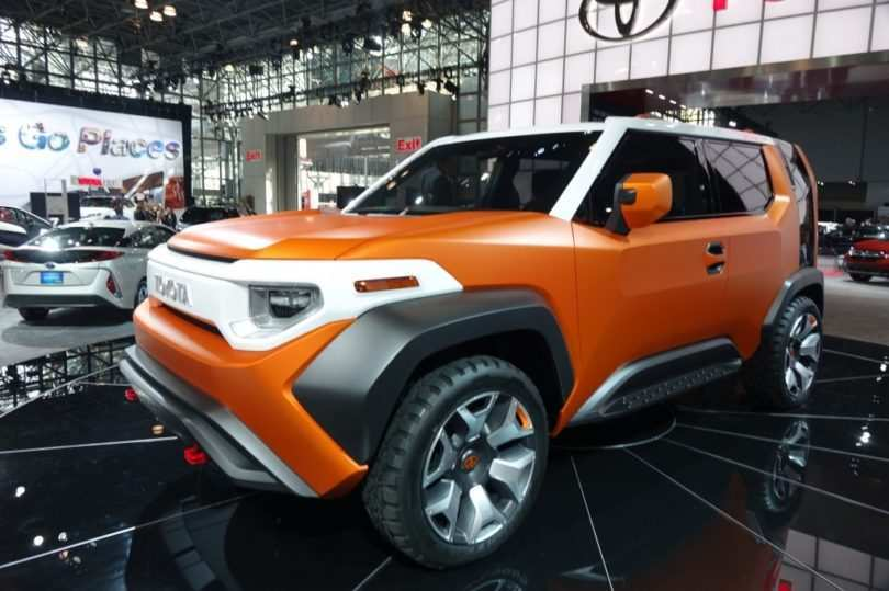 41 New 2019 Toyota Fj Cruiser Pictures for 2019 Toyota Fj Cruiser