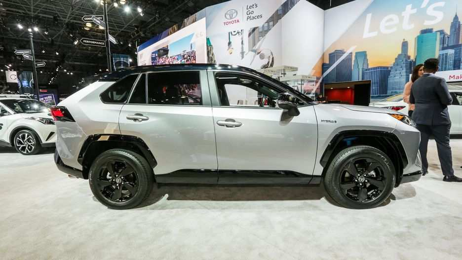 41 New 2019 Toyota Rav4 Hybrid Model by 2019 Toyota Rav4 Hybrid