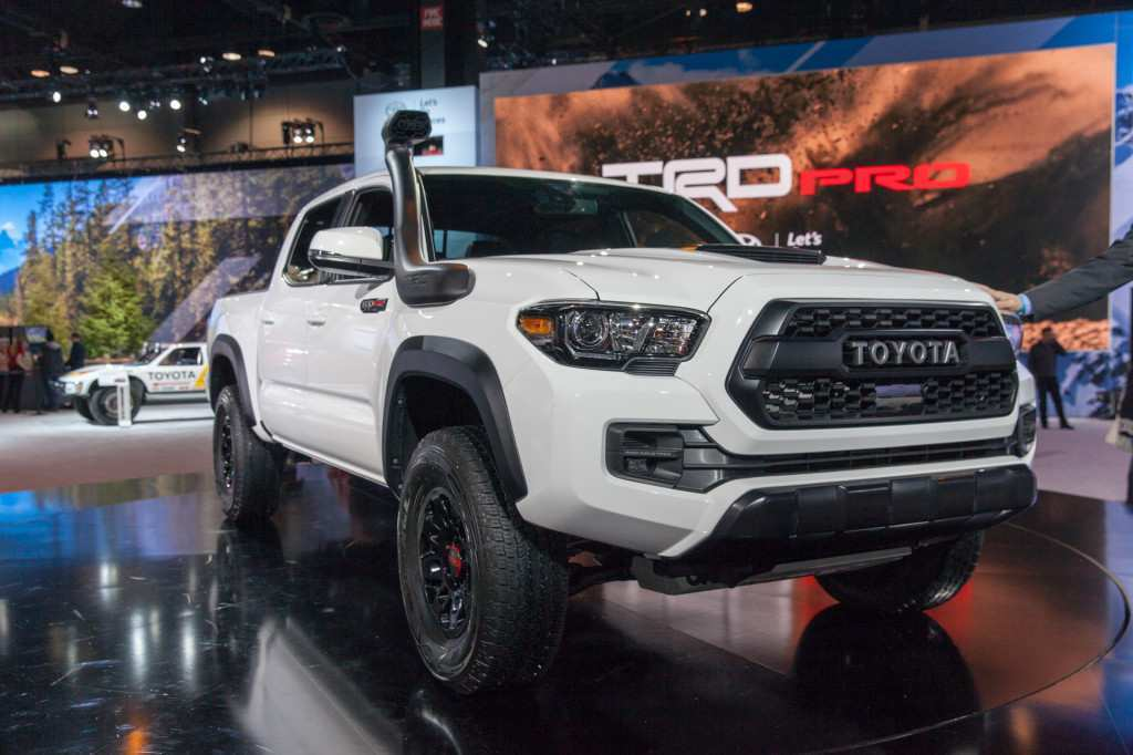 41 New 2019 Toyota Tacoma News Performance by 2019 Toyota Tacoma News