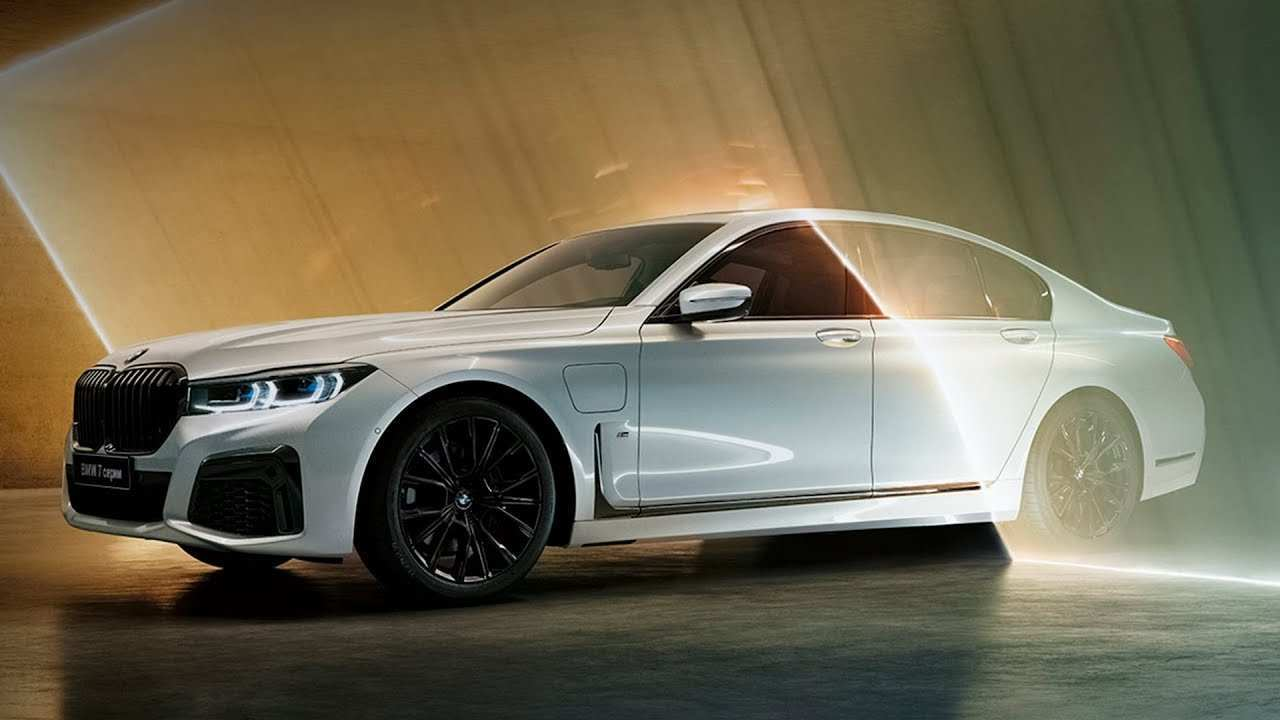 41 New 2020 Bmw 760Li Wallpaper with 2020 Bmw 760Li
