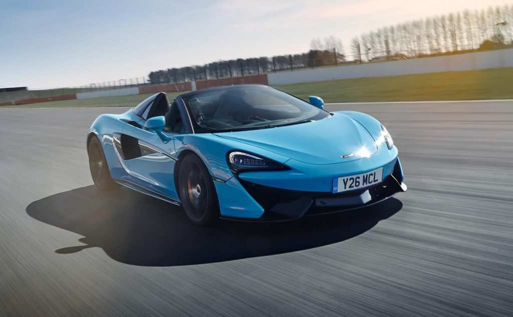 41 New 2020 Mclaren 570S Research New with 2020 Mclaren 570S