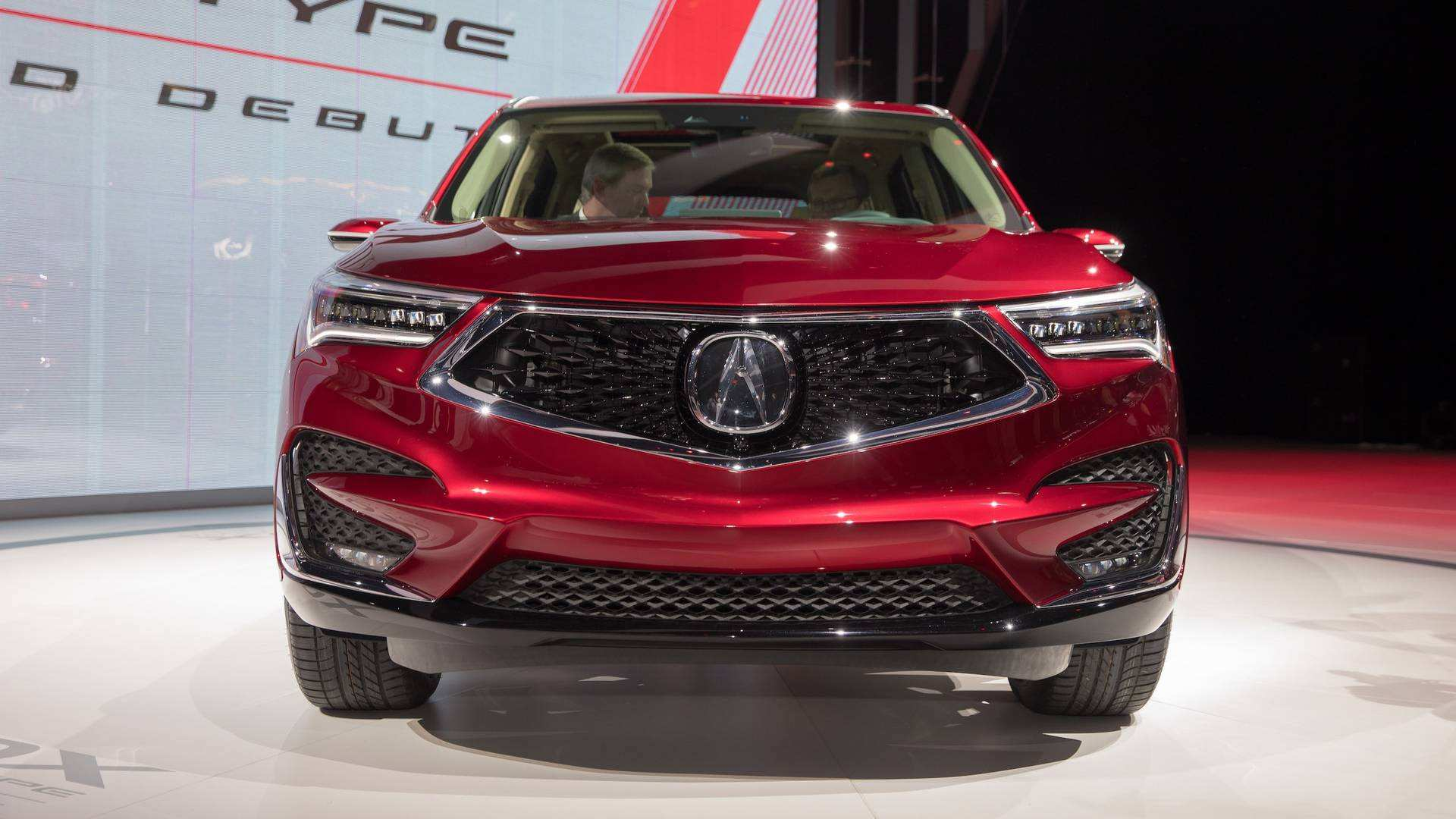 41 The 2019 Acura Rdx Concept Images by 2019 Acura Rdx Concept