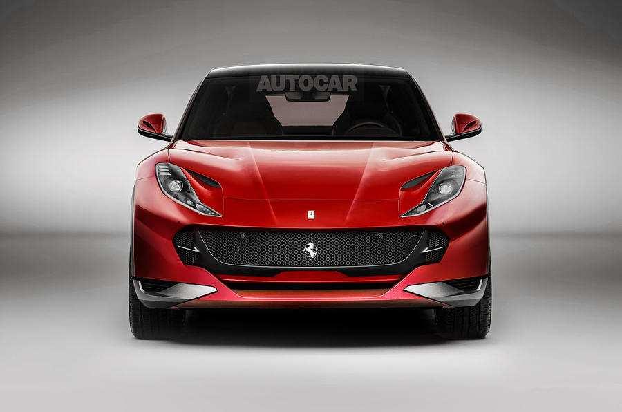 41 The 2019 Ferrari Suv Redesign by 2019 Ferrari Suv