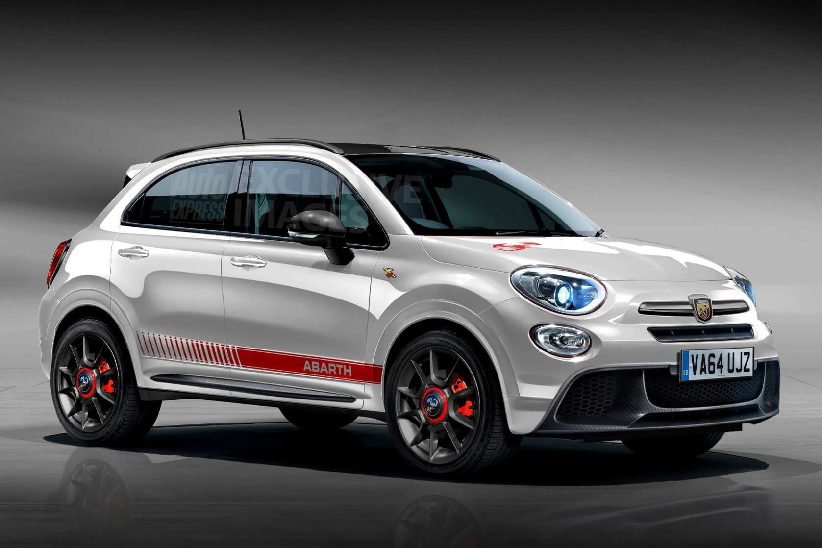 41 The 2019 Fiat Abarth 500 Concept with 2019 Fiat Abarth 500
