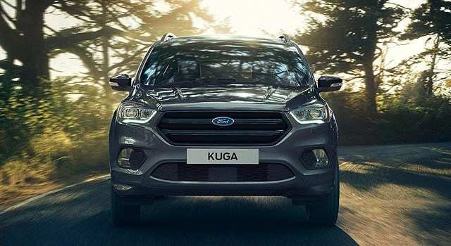41 The 2019 Ford Kuga Spy Shoot with 2019 Ford Kuga