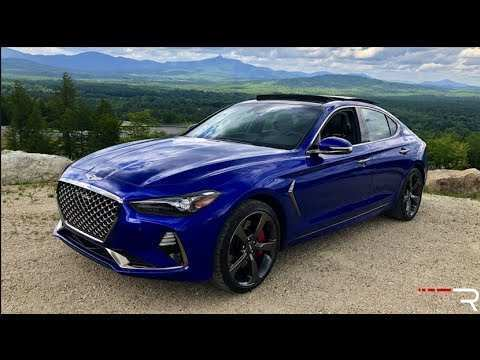 41 The 2019 Genesis Sport Price and Review with 2019 Genesis Sport