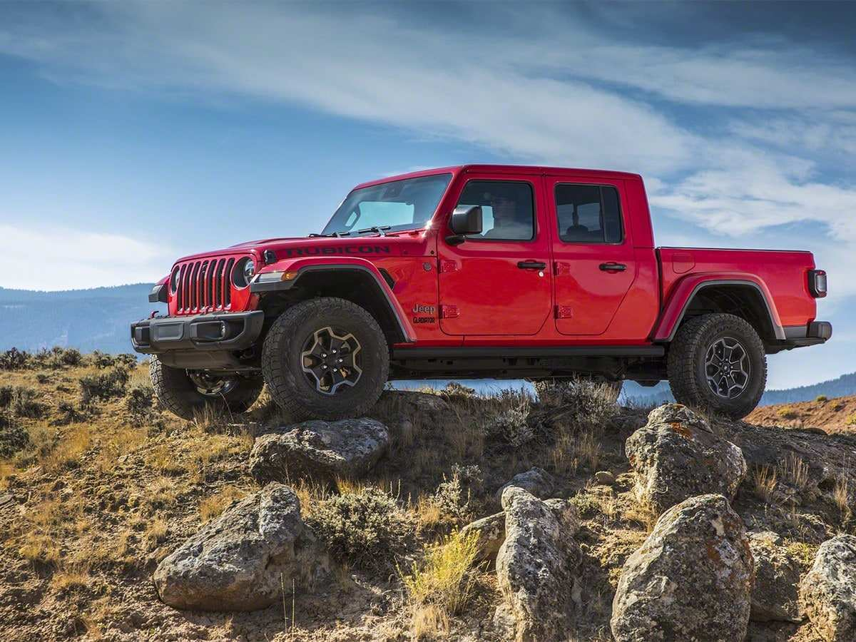 41 The 2019 Jeep Truck News Redesign and Concept with 2019 Jeep Truck News