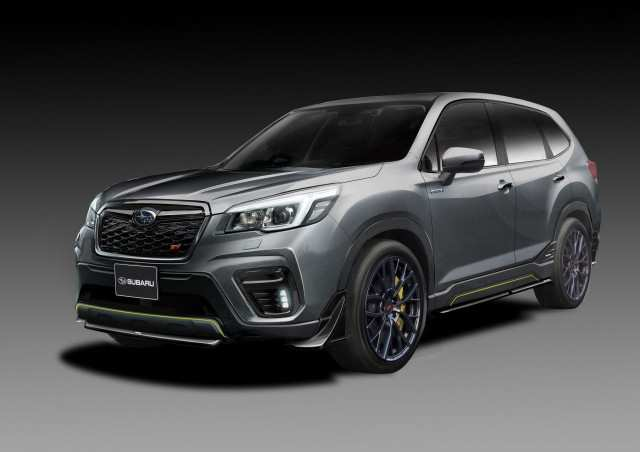 41 The 2020 Subaru Forester Hybrid Redesign and Concept by 2020 Subaru Forester Hybrid