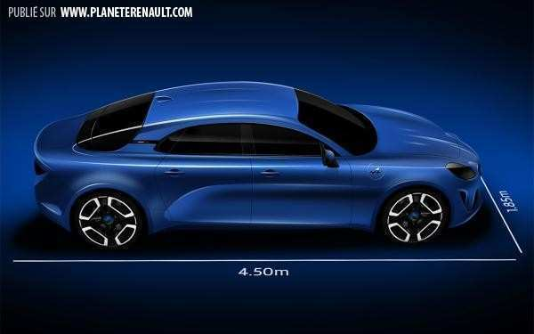 41 The Renault Alpine 2020 Configurations by Renault Alpine 2020