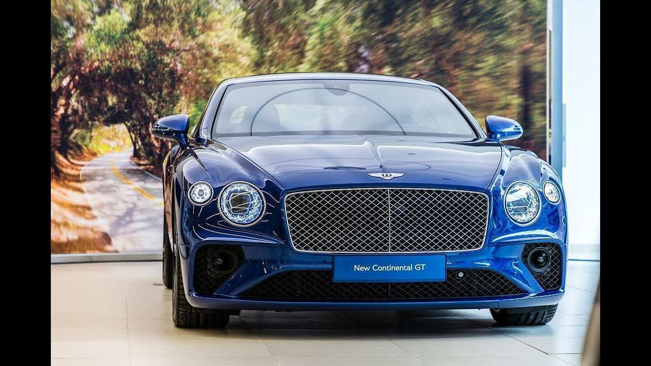 42 All New 2019 Bentley Gt V8 Pictures for 2019 Bentley Gt V8