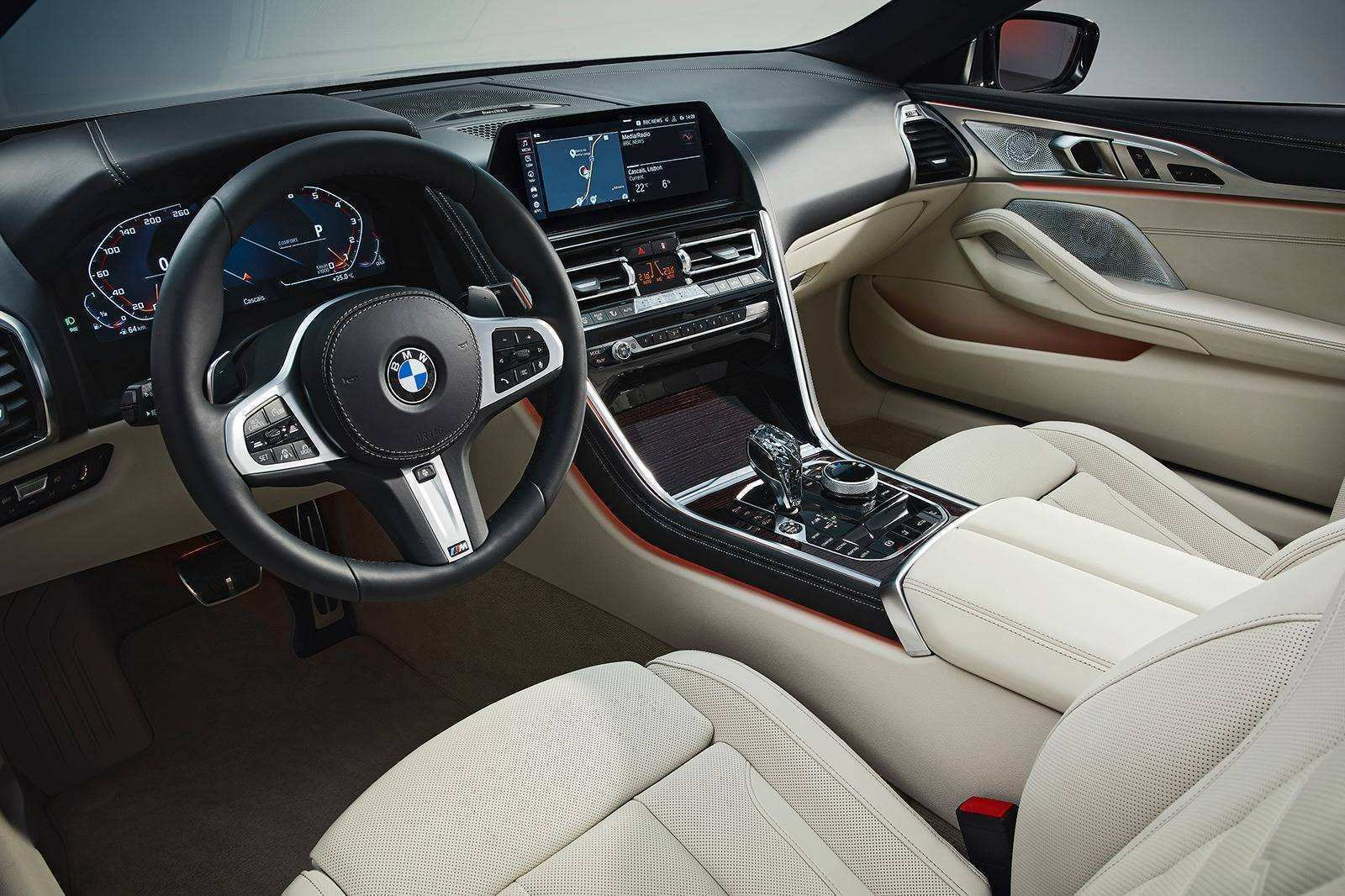 42 All New 2019 Bmw 8 Series Interior Prices by 2019 Bmw 8 Series Interior