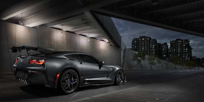 42 All New 2019 Chevrolet Corvette Zr1 Style by 2019 Chevrolet Corvette Zr1