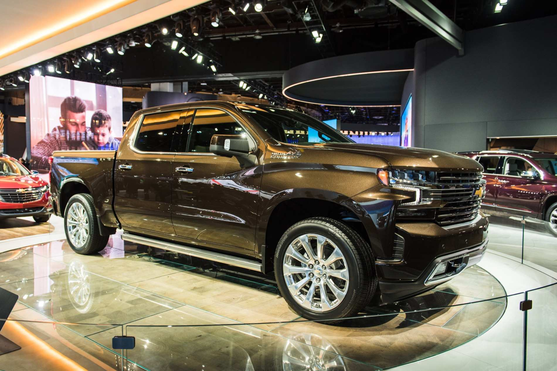42 All New 2019 Chevrolet High Country Research New by 2019 Chevrolet High Country