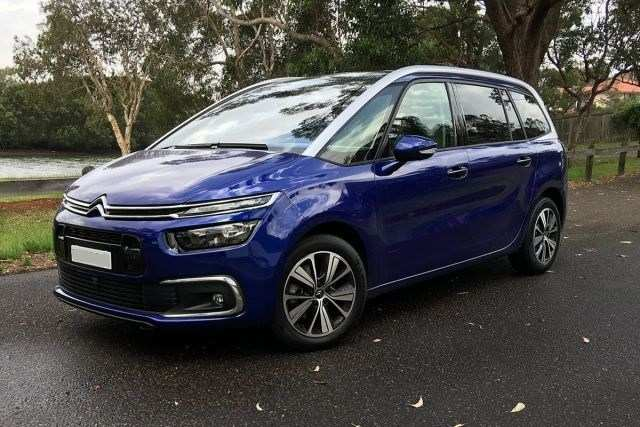 42 All New 2019 Citroen C4 Picasso Exterior and Interior for 2019 Citroen C4 Picasso