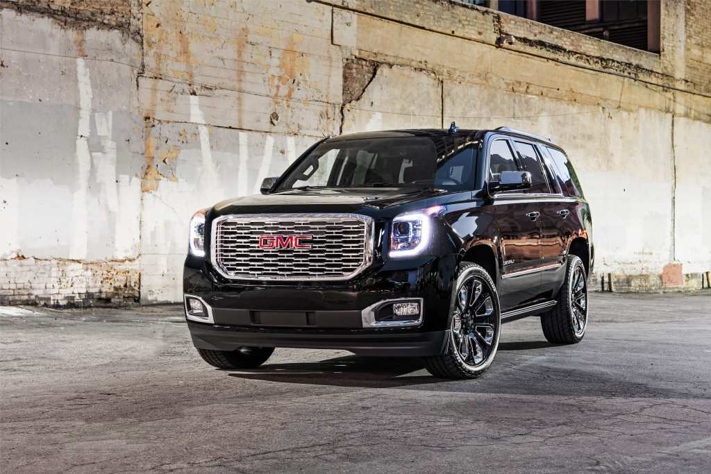 42 All New 2019 Gmc Yukon Wallpaper by 2019 Gmc Yukon