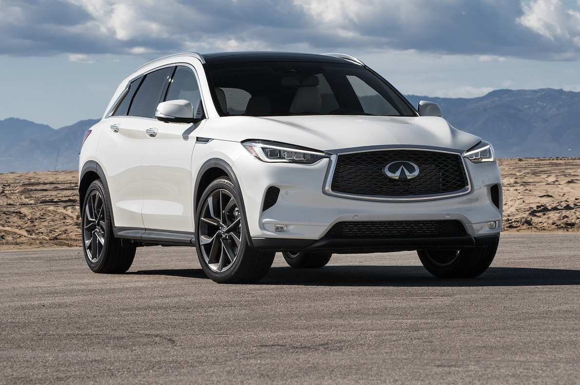 42 All New 2019 Infiniti Qx50 Review Specs with 2019 Infiniti Qx50 Review