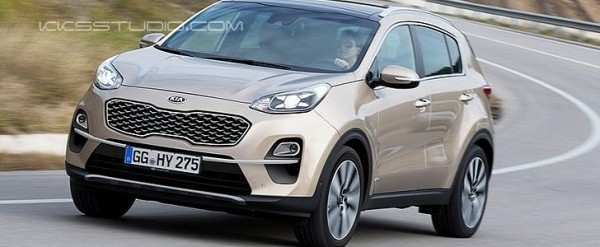 42 All New 2019 Kia Sportage Redesign Overview with 2019 Kia Sportage Redesign