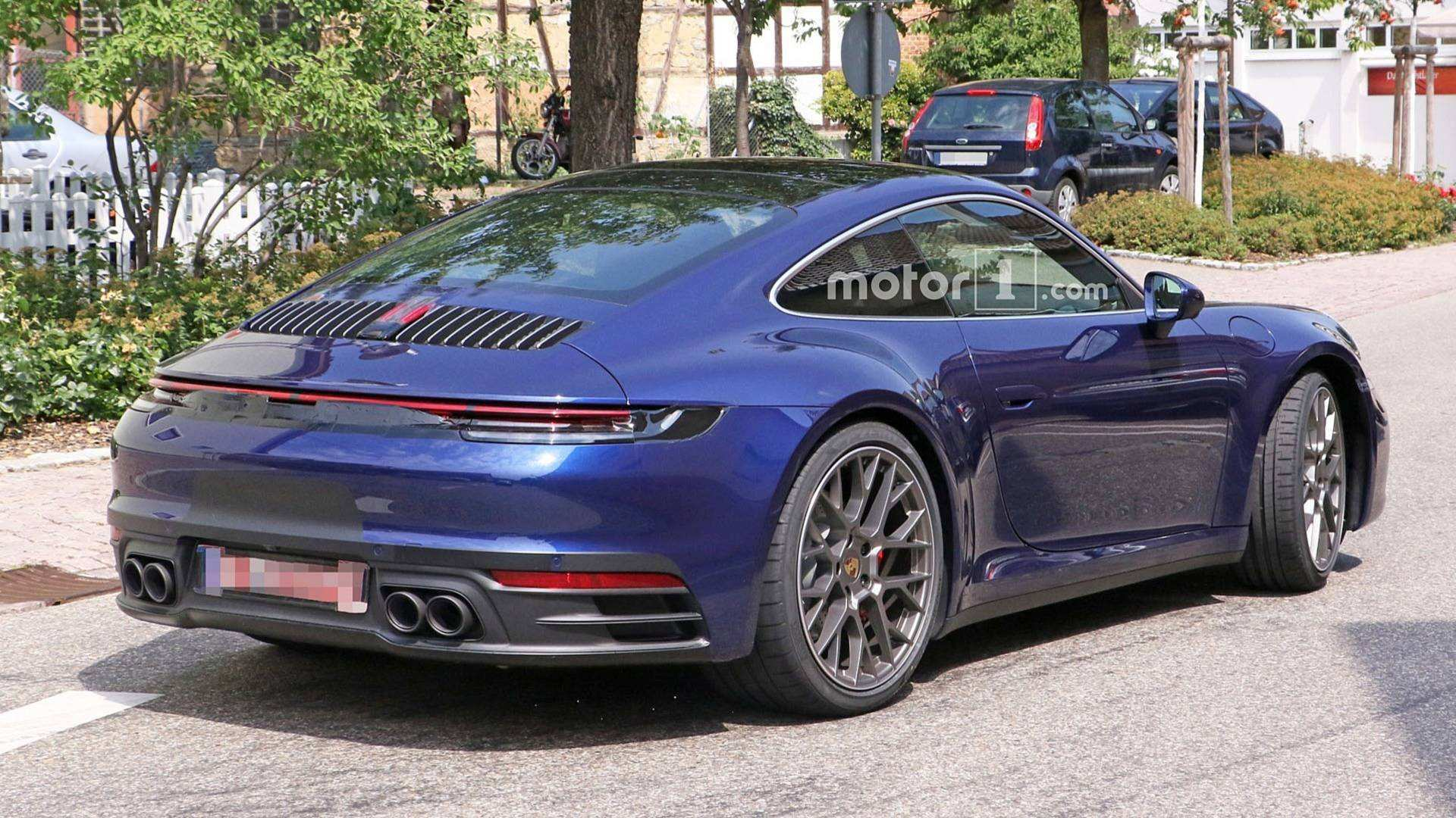 42 All New 2019 Porsche 911 4S Rumors by 2019 Porsche 911 4S