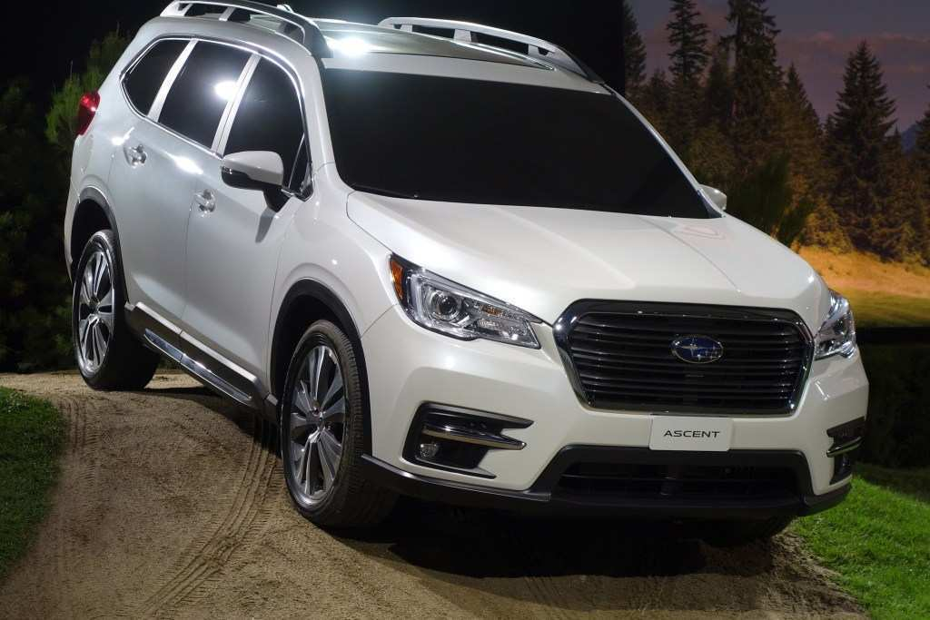 42 All New 2019 Subaru Ascent Release Date Release with 2019 Subaru Ascent Release Date