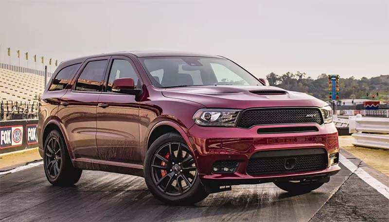 42 All New 2020 Dodge Durango Redesign Research New with 2020 Dodge Durango Redesign