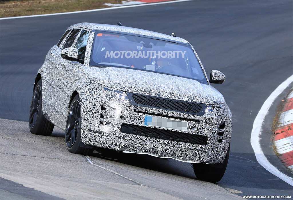 42 All New 2020 Land Rover Sport Performance for 2020 Land Rover Sport